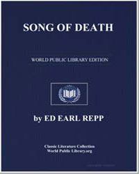 Song of Death by Repp, Ed Earl