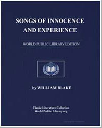 Songs of Innocence and Experience by Blake, William