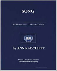 Song by Radcliffe, Ann