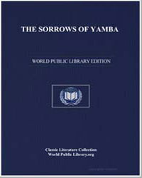 The Sorrows of Yamba or the Negro Woman'... by