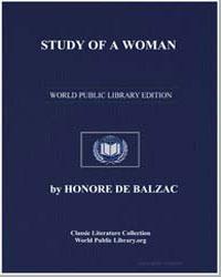 Study of a Woman by De Balzac, Honore