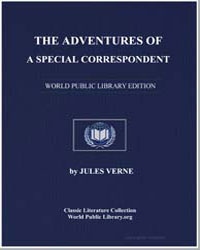 The Adventures of a Special Corresponden... by Verne, Jules