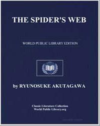 The Spider's Web by Akutagawa, Ryunosuke