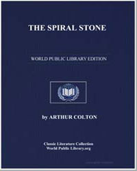 The Spiral Stone by Colton, Arthur