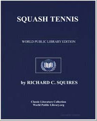 Squash Tennis by Squires, Richard C.