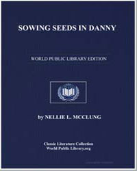 Sowing Seeds in Danny by Mcclung, Nellie L.