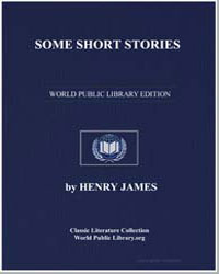 Some Short Stories by James, Henry