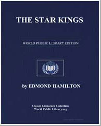 The Star Kings by Hamilton, Edmond