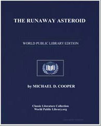 The Runaway Asteroid by Cooper, Michael D.