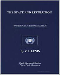 The State and Revolution by Lenin, V. I.