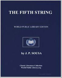 The Fifth String by Sousa, John Philip