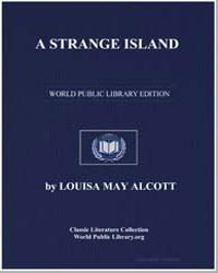 A Strange Island by Alcott, Louisa May