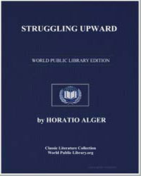 Struggling Upward by Alger, Horatio