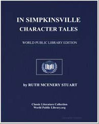 In Simpkinsville : Character Tales by Stuart, Ruth Mcenery