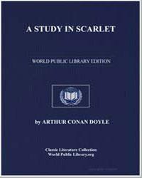 A Study in Scarlet by Doyle, Arthur Conan, Sir