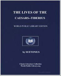 The Lives of the Caesarstiberius by Paulinus, Suetonius