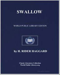 Swallow by Haggard, Henry Rider