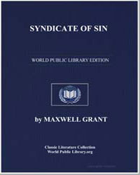 Syndicate of Sin by Grant, Maxwell