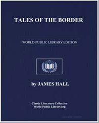 Tales of the Border by Hall, James