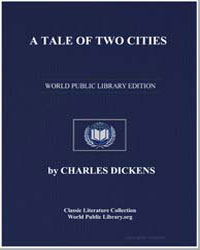 A Tale of Two Cities by Dickens, Charles