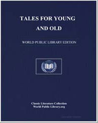 Tales for Young and Old by Hutchinson, Joshua
