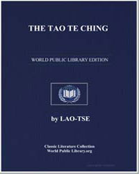 The Tao Te Ching by Lao-Tse