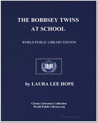 The Bobbsey Twins at School by Lee Hope, Laura