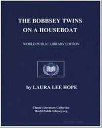 The Bobbsey Twins on a Houseboat by Lee Hope, Laura