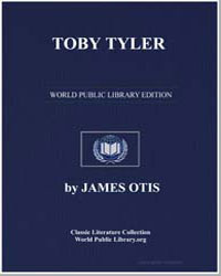 Toby Tyler by Otis, James