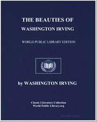 The Beauties of Washington Irving by Irving, Washington