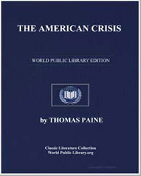 The American Crisis : Or, Pages from the... by Paine, Thomas