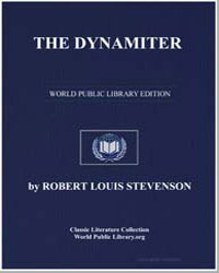 The Dynamiter by Stevenson, Robert Louis