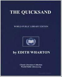 The Quicksand by Wharton, Edith