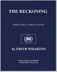 The Reckoning by Wharton, Edith