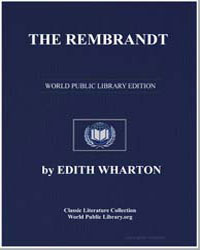 The Rembrandt by Wharton, Edith