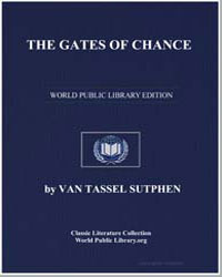 The Gates of Chance by Sutphen, Van Tassel
