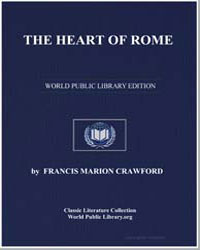 The Heart of Rome by Crawford, Francis Marion