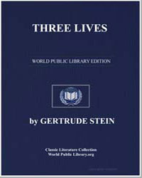 Three Lives by Stein, Gertrude