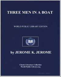Three Men in a Boat (To Say Nothing of t... by Klapka, Jerome