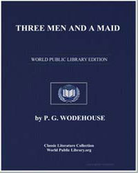 Three Men and a Maid by Wodehouse, Pelham Grenville