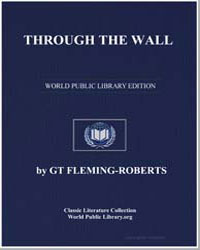 Through the Wall by Fleming-Roberts, G. T.