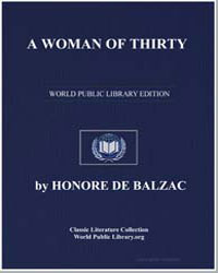 A Woman of Thirty by De Balzac, Honore
