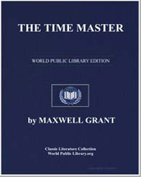 The Time Master by Grant, Maxwell