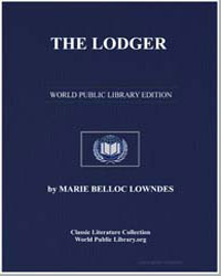 The Lodger by Lowndes, Marie Belloc