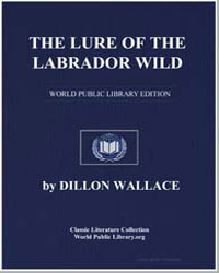 The Lure of the Labrador Wild by Wallace, Dillon