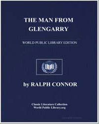 The Man from Glengarry by Connor, Ralph