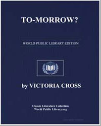Tomorrow by Cross, Victoria