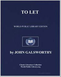 To Let by Galsworthy, John