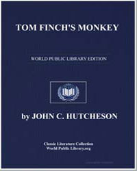 Tom Finch's Monkey by Hutcheson, John C.