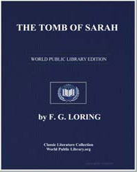 The Tomb of Sarah by Loring, F. G.